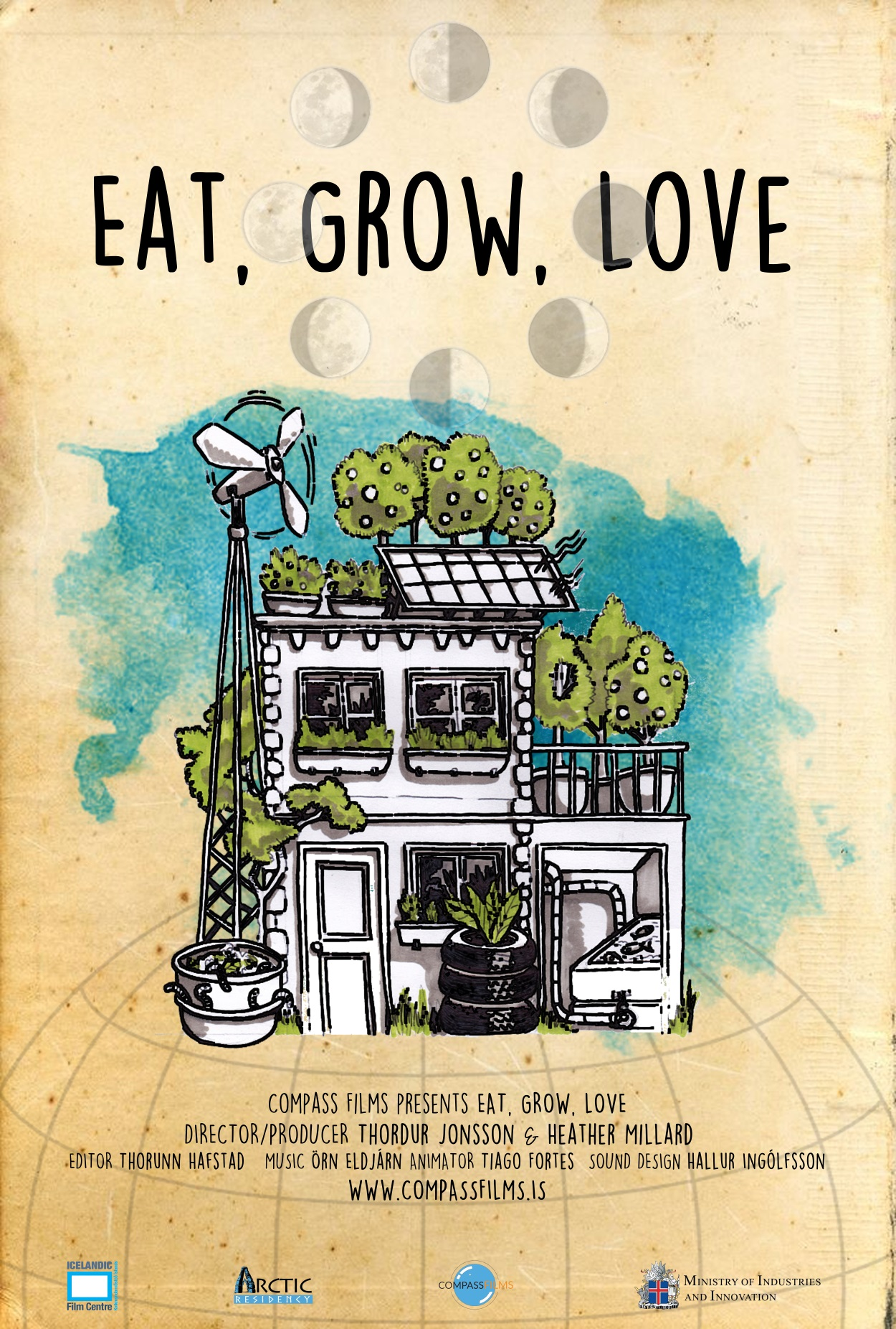 Eat, Grow, Love poster